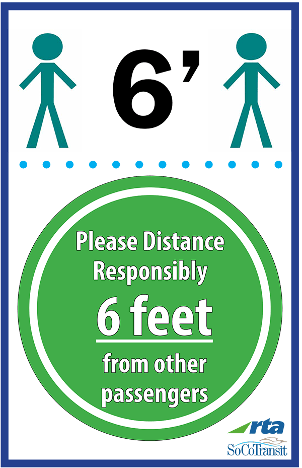 Please Distance Responsibly