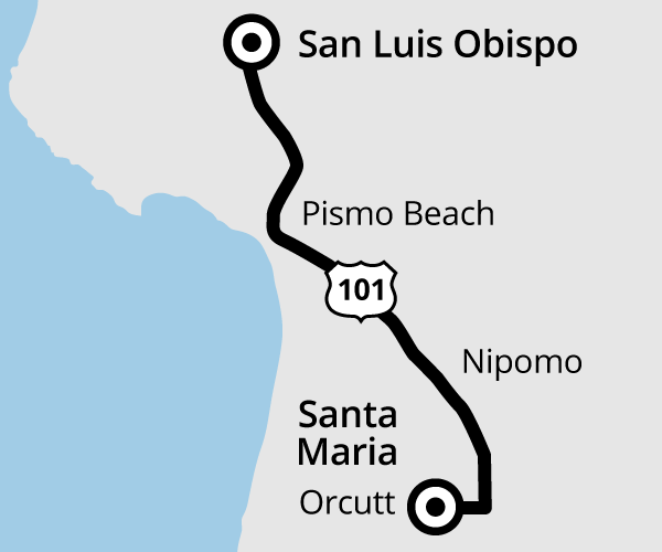 Detailed Route Map RTA 10X Image Thumbnail